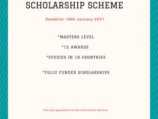 Queen Elizabeth Commonwealth Scholarship Scheme | Scholarships for international students