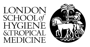 Fully funded Postgraduate Training Fellowship in Medical Statistics for African Scientists