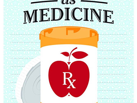 "Movie Review: ""Food as Medicine"""