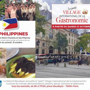Petit Village - Marché Baudoyer- Philippines