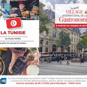 Petit Village - Marché Baudoyer- la Tunisie