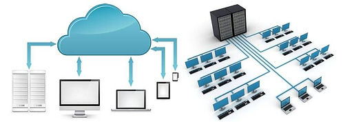 networking and cloud