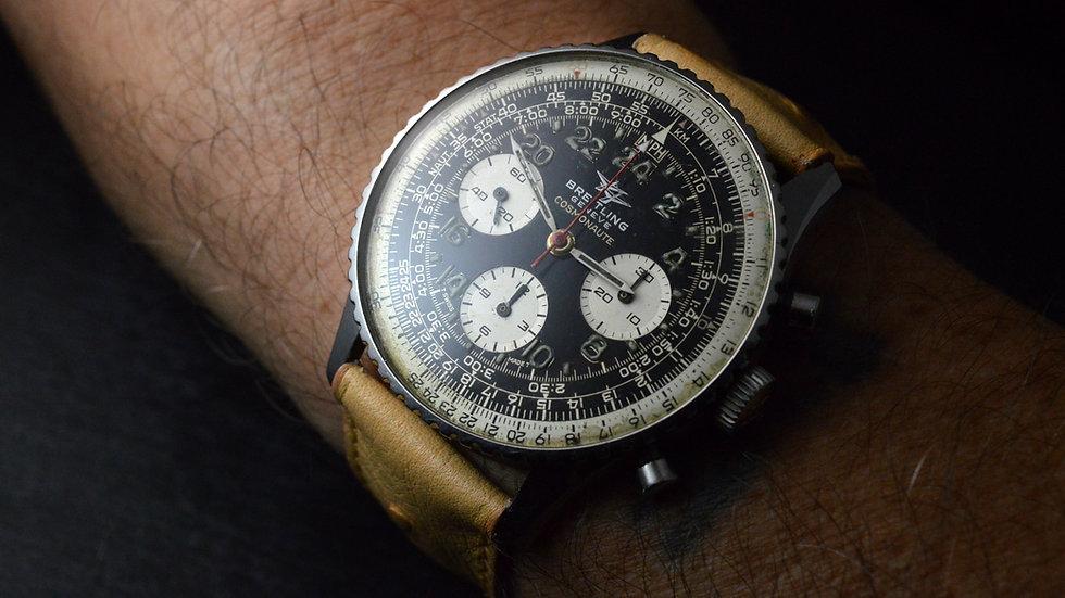 Breitling Men's Rare 41 X 48mm Navitimer Cosmonaute 24h Aviator's Chronograph