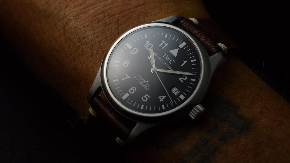Full Set Pilot Aviator Mark XV Automatic Date 38mm Stainless steel Men's Watch