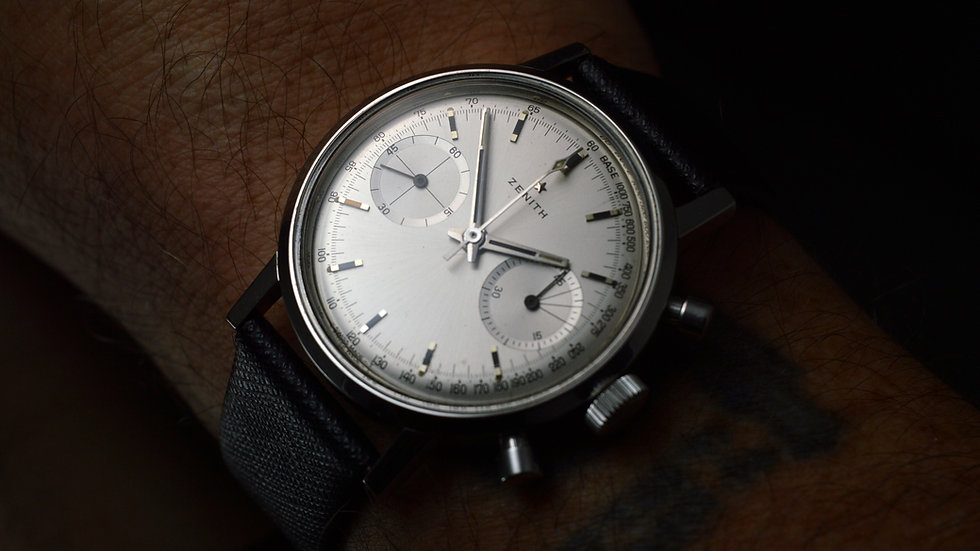 Zenith Vintage Chronograph A271