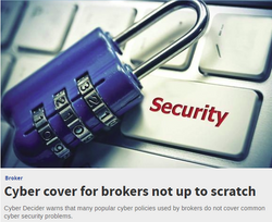 insuranceage - Cyber Decider