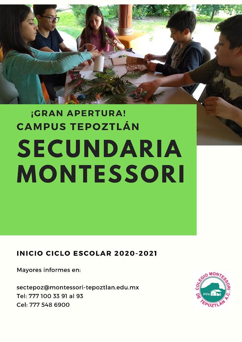 Montessori_Campus_Tepoztlán_Secundaria.