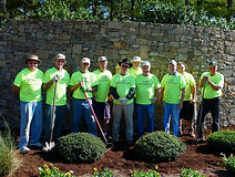 Men's Village Garden Club Members