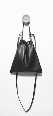 Faux Leather Travel Purse