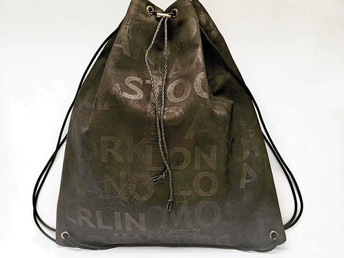 City Drawstring Backpack