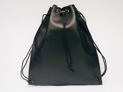 Smooth (Matte) Blackout Backpack
