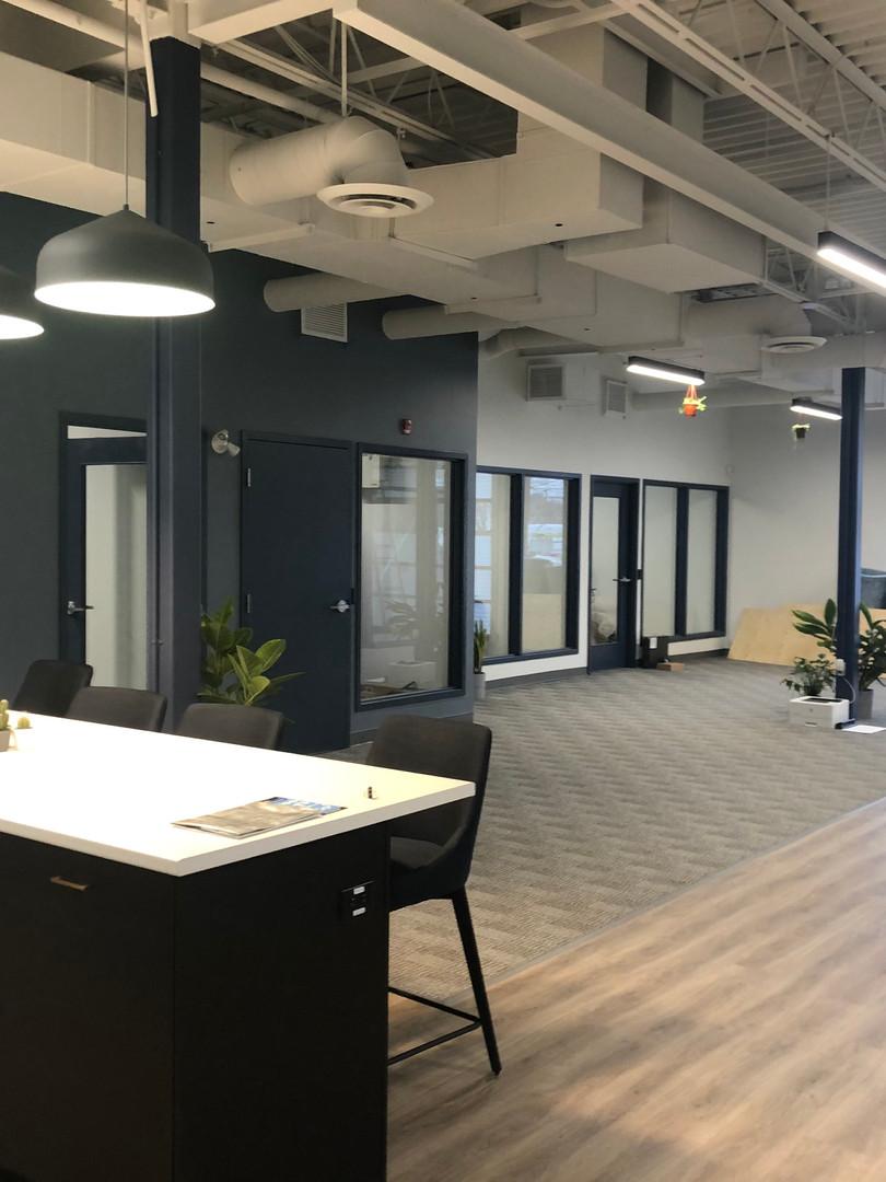 Stega Networks Office Fit-up