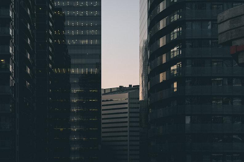 Office building scene