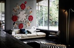 Canvas-bouquet