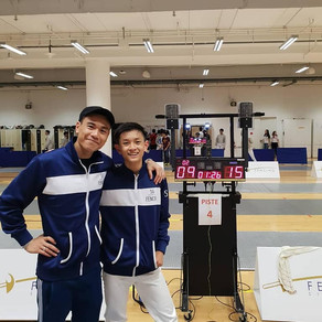 Novices Fencing Championships 2019