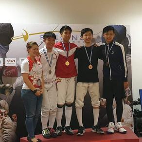 Singapore Cadet Challenge 2019