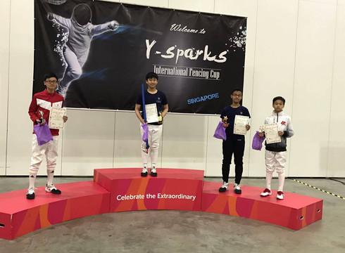 Y-Sparks International Fencing Cup 2016