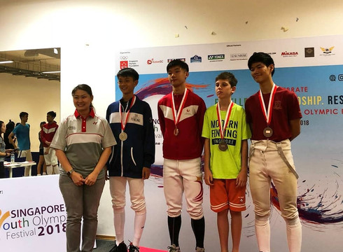 Singapore Youth Olympic Festival 2018