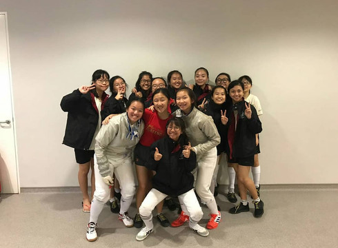 Novices Fencing Championships 2018