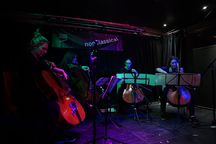 Nonclassical Battle of the Bands