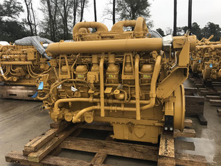 CAT 3512CHD DITA SCAC Engine Type marine 2500 HP