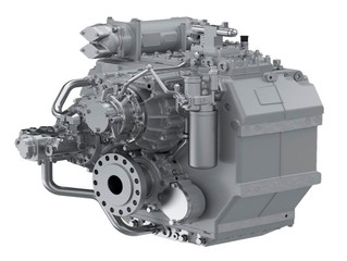 Options available for ZF 2555 gearbox ZF Marine
