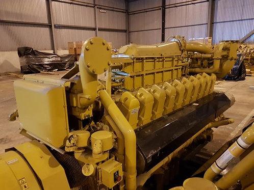 Gas generator sets CAT G3520C UNUSED