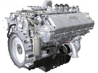 MTU 20V538TB92 marine propulsion engine recon sale 20V538 TB model