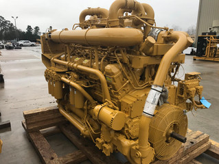 New CAT 3512CHD Well Service (Frac) Engine