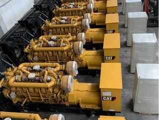 CAT 3516B unused 2000 KVA prime Diesel generator ДГУ 2000 кВА for sale