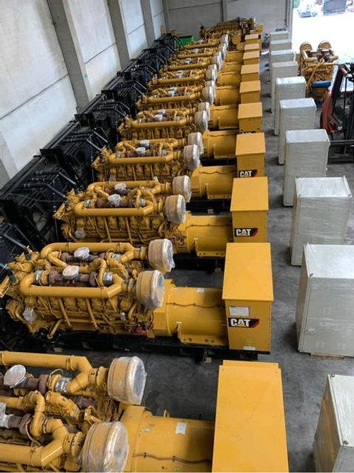 Caterpillar 3516B diesel generator set ДГУ 2250 KVA  Standby
