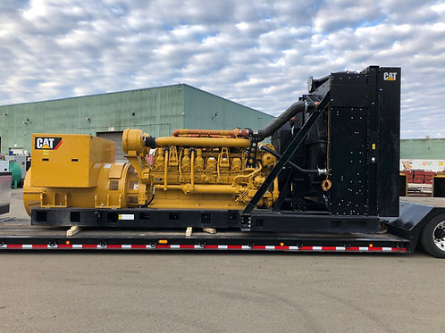 New Caterpillar 3516E Diesel Generator Sets - ДГУ