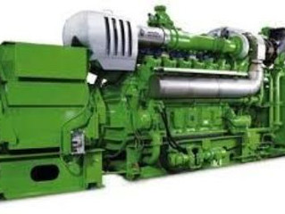 Jenbacher J624 gas generator set for sale J624 GS 4000 kWe
