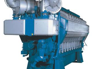 Wärtsilä 20V34SG Gas Generator Plant 50 HZ, 35 MW