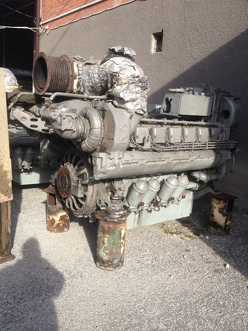 MTU 12V396 TC82 marine propulsion engine 12V 396 TC82 sale