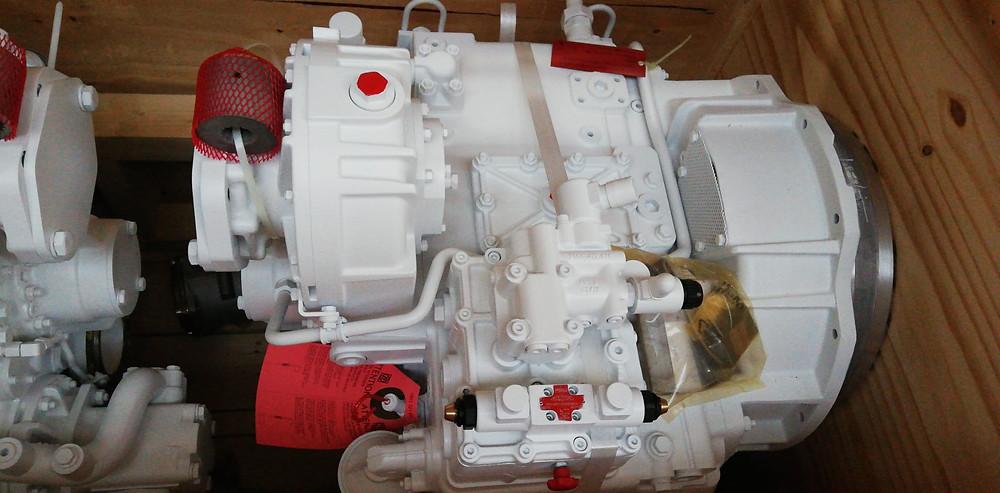 Zf3055 sale marine transmissions