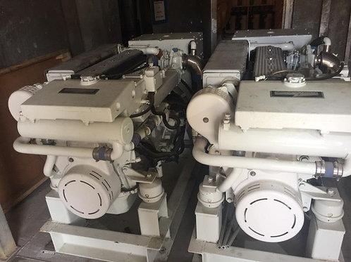 2x NEW MTU- 16V4000M90 MTU Marine propulsion engines  for fast pleasure vessels