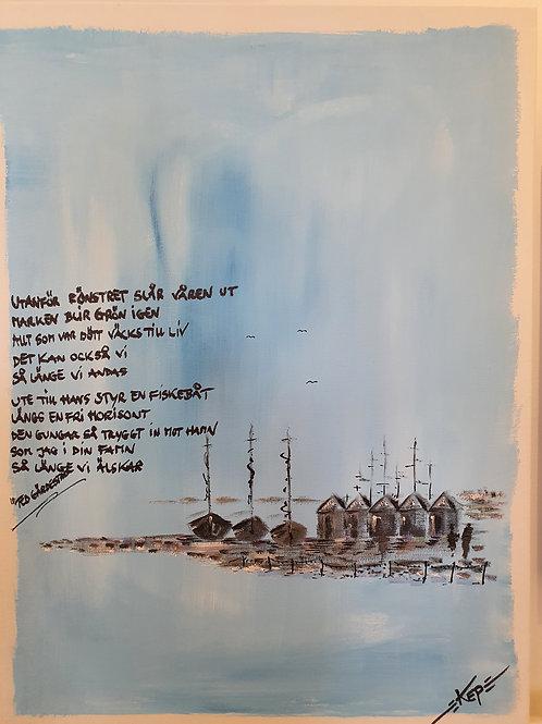 Hav & fiskelägen - Österlen, KEP - Nr 4