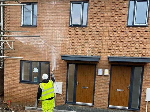 New build house being cleaned.JPG