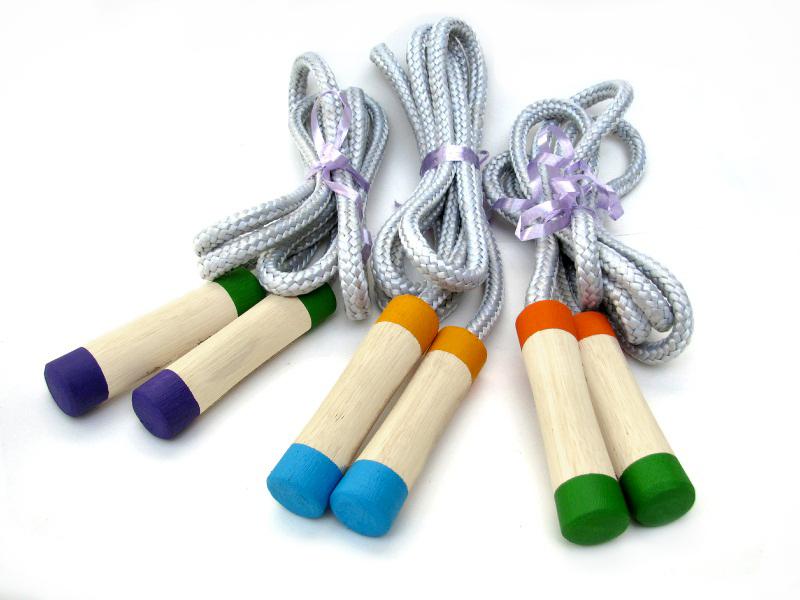 Pula corda, pula corda de madeira, pula, corda, colorida, lembrancinha, campinas, brinquedo educativ