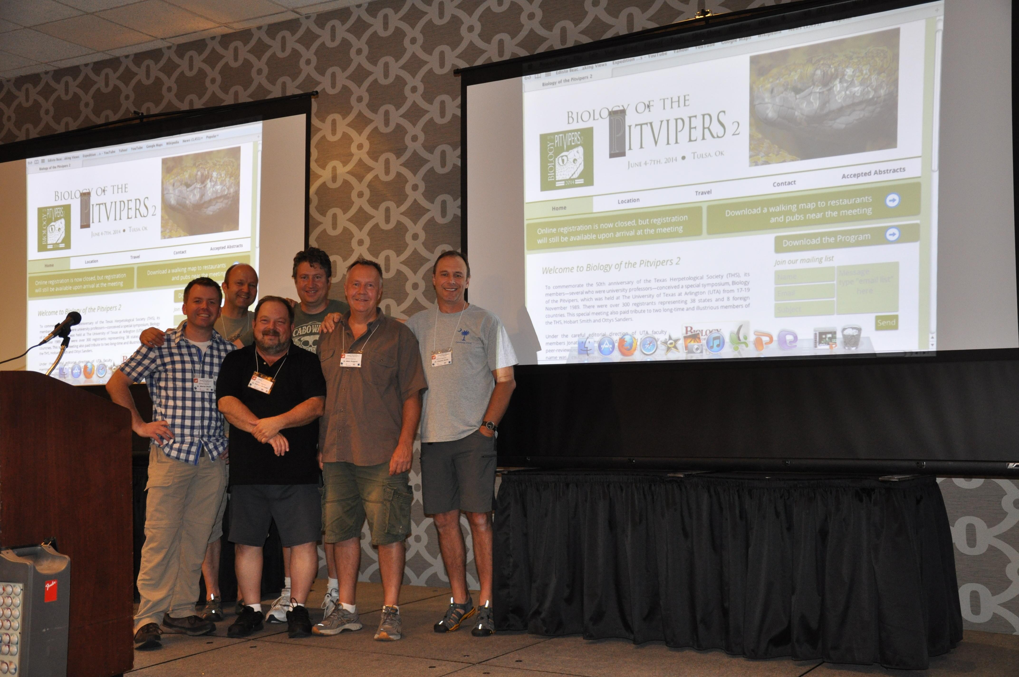BOPV2 Organizers