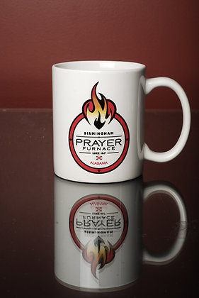 BPF White Mug