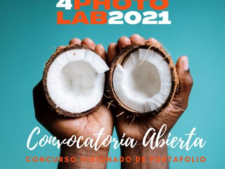 Convocatorias concursables Photolab PMA 2021, ya están abiertas.