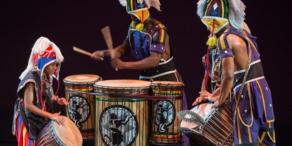 SANKOFA Virtual Progamming Series - DrumTalk with Musical Director Kumasi Allen