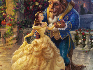 2019 Beauty & The Beast Jr. - Advanced Class Cast List
