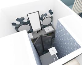 Salle de bain enfants - Garçons