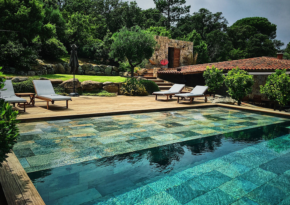 Location villa luxe corse - Piscine - 4 personnes - Casazialucia
