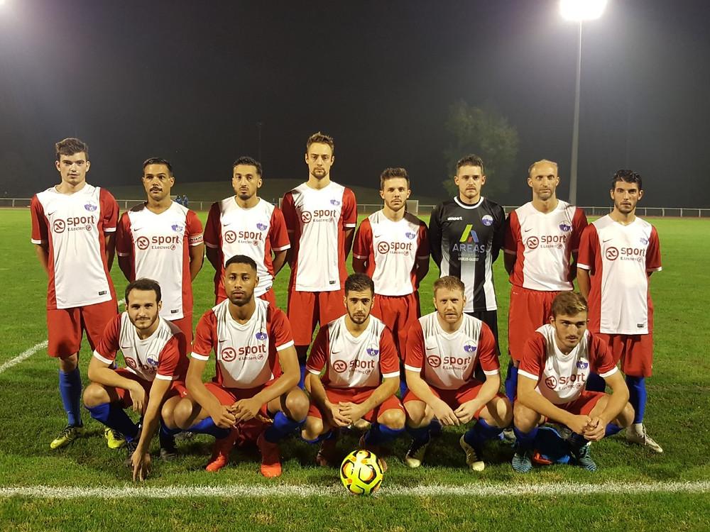 Equipe 1 Seniors FC-PVG