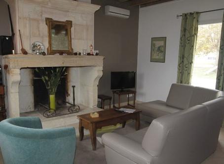 Gîte rural 2 chambres, 2 à 4 personnes. Albaron, proche Arles et de Saintes-Maries-de-la-mer