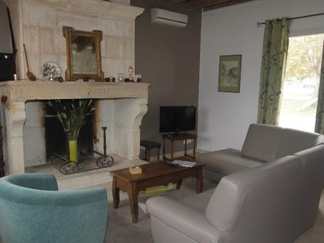 Gîte rural 3 chambres, 4 à 7 personnes à Albaron, proche Arles et de Saintes-Maries-de-la-mer